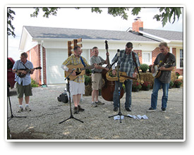 Birch Creek Bluegrass Band