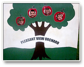 Pleasant View Orchard Indiana